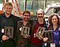 Best paper award at ACM UIST'15