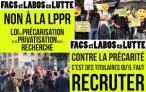 Motion du LRI contre la LPPR