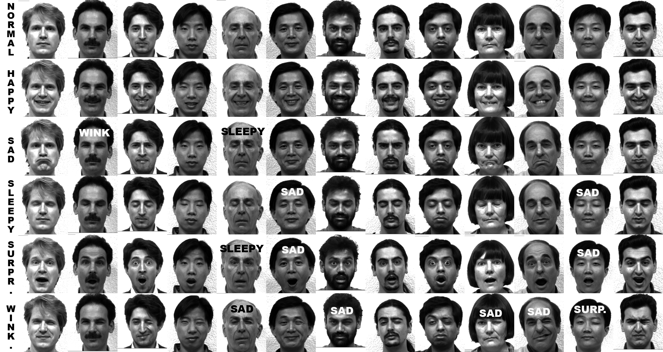 Recognition Of Facial Expressions 84